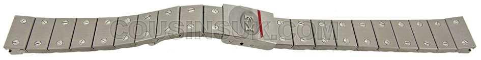 VA280120 Santos Ronde 12mm Bracelet (SS)