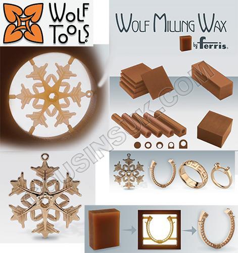 Wolf Milling Wax