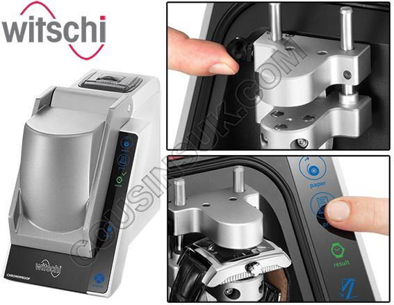 Witschi ChronoProof Pro (Intergrated Compressor) 3 Bar
