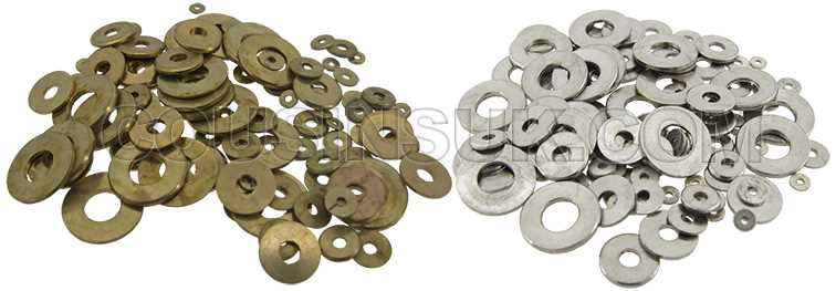 Washers, General for Clocks