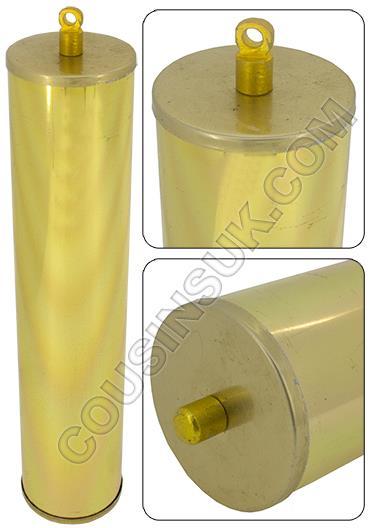 Weight Shells (Brass Colour)
