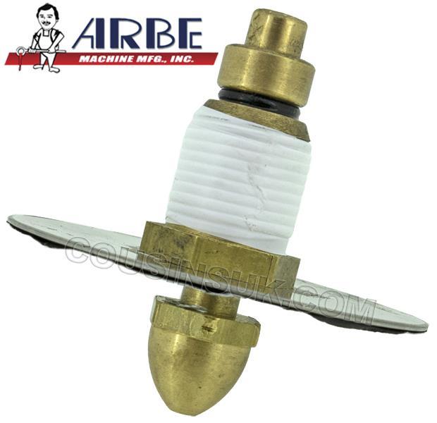 Wax Injector Nozzle, Arbe USA