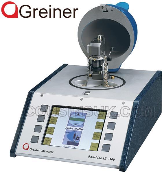 Greiner Poseidon LT-100 Pressure and Vacuum Tester