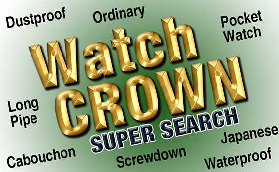 Watch Crown Super Search