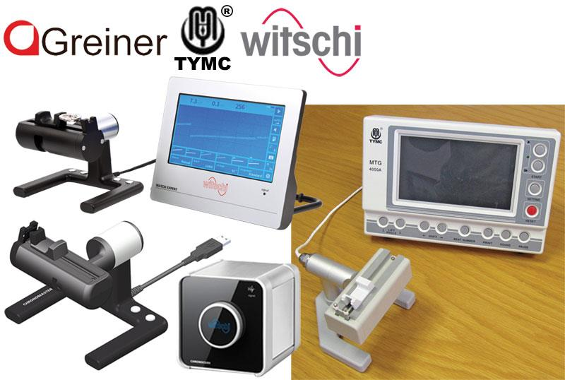 Mechanical & Quartz Watch Testing