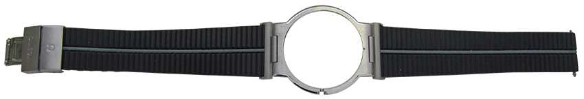 Omega Straps - Dynamic with Centre Clasp