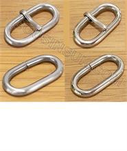 Zulu Style Buckles & Loops