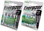 Rechargable AAA Batteries
