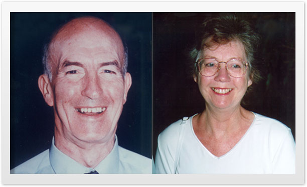 Edward and Dorothy Cousins