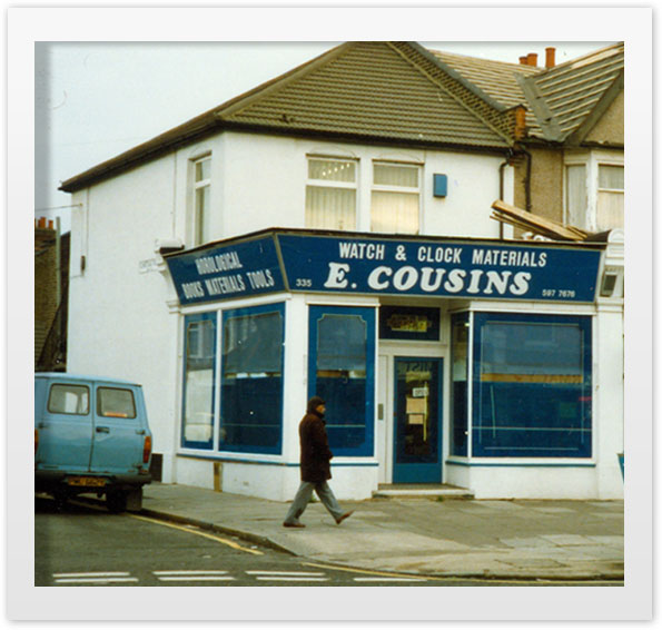 Cousins New Shop