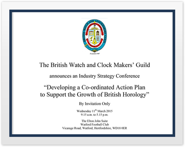 BWCMG Conference
