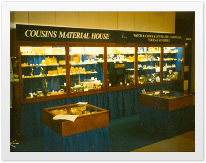 Cousins Exhibitions